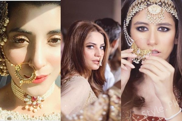 SeePakistani Celebrities in Nose Rings