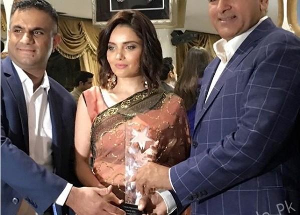See Armeena Khan Won Female Empowerment Award in London