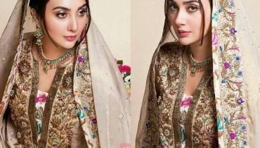 See Ayesha Khan's Latest Photoshoot is Flawless