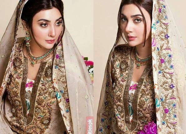 See Ayesha Khan's Latest Photoshoot is Flawless
