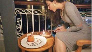 See Urwa Hocane Celebrated her 26th Birthday in Mauritius