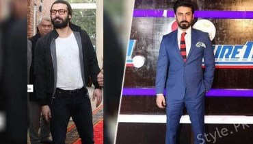 see Fawad Khan is All Praises for Saba Qamar!