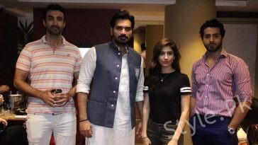 Promotions Of Project Ghazi Reaches Atrium And Neuplex Cinemas In Karachi