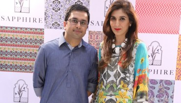 See Sapphire and Its Designer Khadija Shah Part Ways