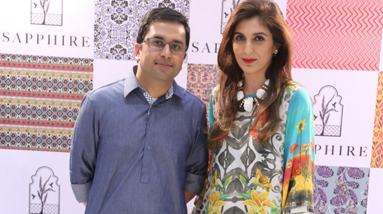 See Sapphire and Its Designer Khadija Shah Part Ways