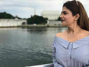 see Amazing Clicks Of Amber Khan's From Her Foreign Trip
