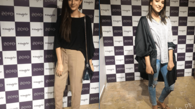 see Celebrities at the Launch Event of Nabila's N-Zero Makeup Palette!