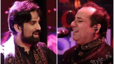 See Fans are Highly disappointed at Coke Studio Version of Sayonee