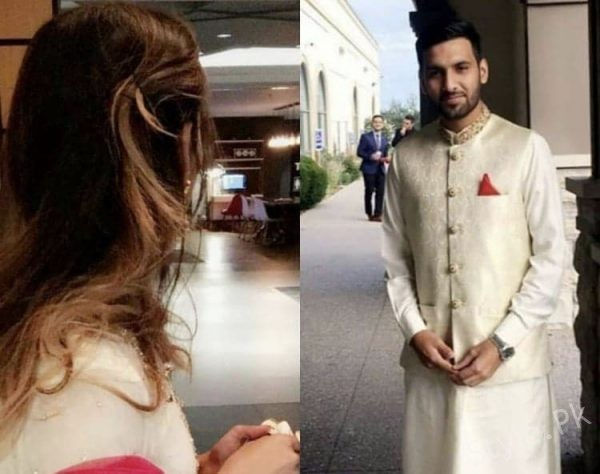 See Zaid Ali with his Wife: Zaid Ali's Wife
