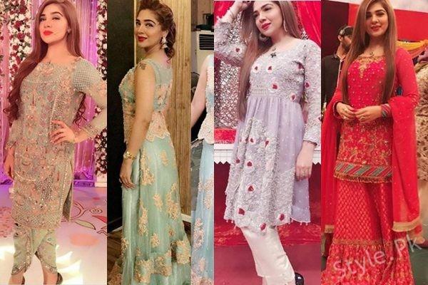 See Pakistani Formal Dresses