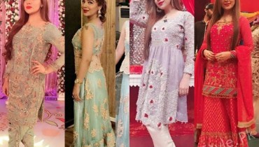 See Pakistani Formal Dresses