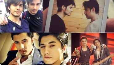 See Pictures of Handsome Brothers Ali Zafar and Danyal Zafar