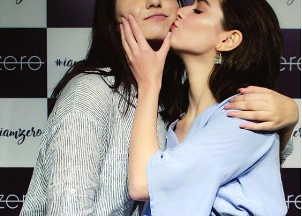 See Ramsha Khan and Hania Amir's Friendship Goals