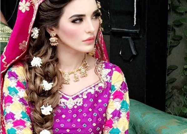 See You Will Absolutely Love Sadia khan as Mehndi Bride