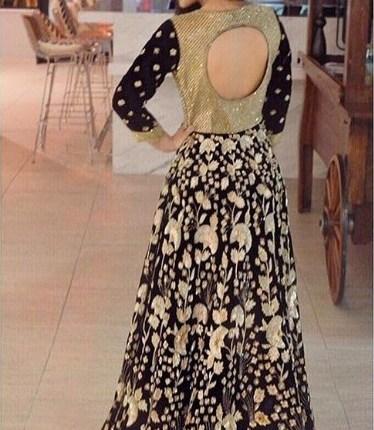 See Urwa Hocnae in Manish Malhotra outfit in Chicago
