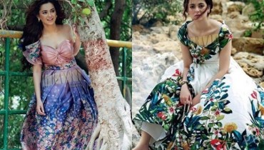 See Hania Amir's Latest Photoshoot for Grazia Pk