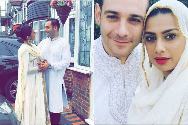 See Model Turned Actress Fia Khan got Engaged