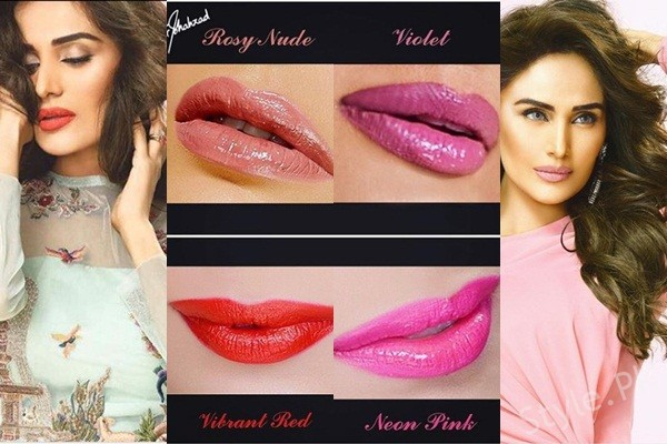 See Perfect Lipstick Shades for Hot Season by Ather Shahzad
