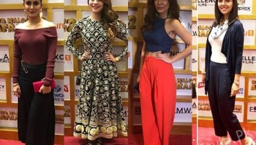 See Pictures of Celebrities at Na Malooom Afrad 2 Premier Night