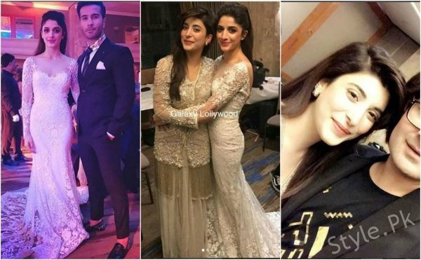 Urwa Hocane And Mawra Hocane At The Red Carpet Of IPPA Awards 2017 In London