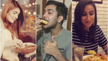 Pakistani Celebs Who Are Serious Foodies