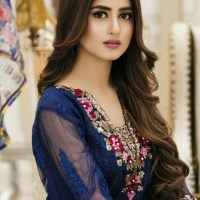 Pakistani beauty Sajal Ali