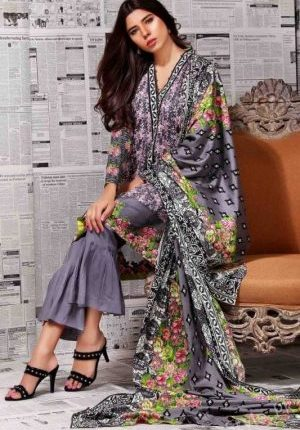 Latest Winter Collection By Warda, latest winter collection 2018, warda, famous designer, latest dresses, pakistani brand, new khaddar designs by warda