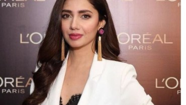Mahira Khan Spotted At Recent Event