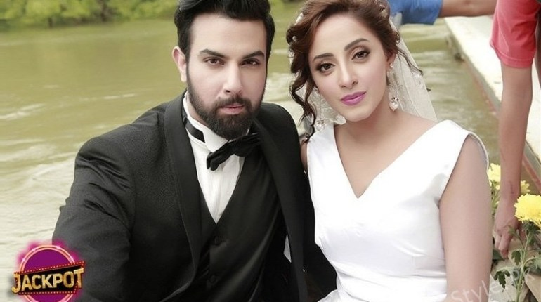 Sanam Chaudhry And Noor Hassan Starrer Jackpot
