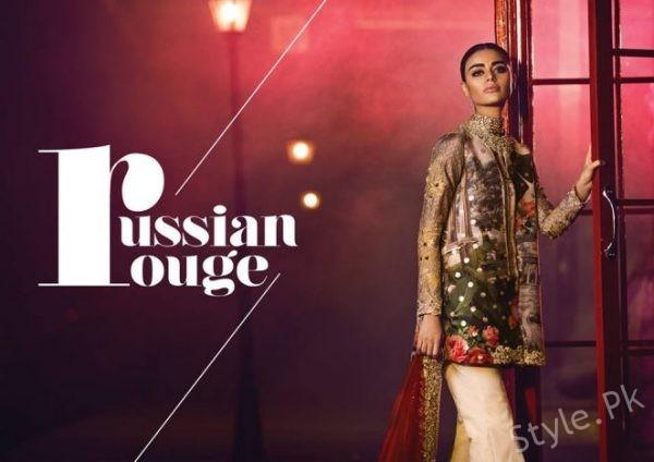 Crimson Republic Women Wear Unstitched Wedding Collection