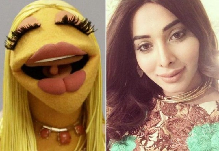 Actress Eshal Fayyaz's Brand New Plastic Face Will Shock You