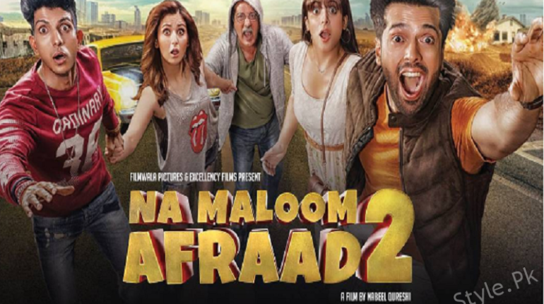 Na Maloom Afraad 2 To Release In USA On The 17th Of December