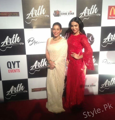 Arth- The Destination Lahore Premier Pictures