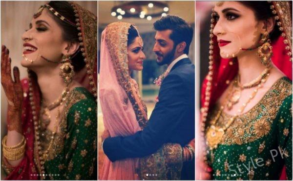 Top Pakistani Celebrities Who Got Married In 2017