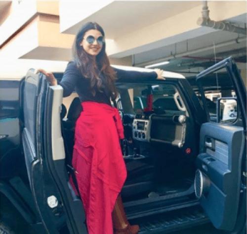 Zara Noor And Asad Siddiqui Enjoying Honeymoon Trip