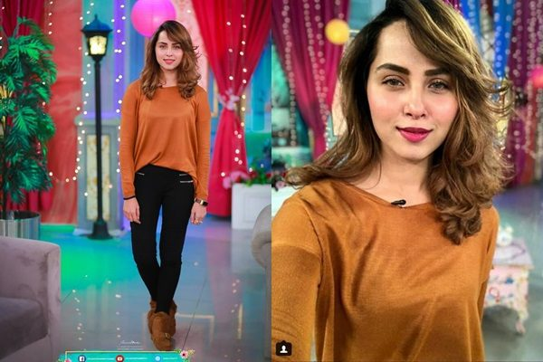 See Nimra Khan Looks Adorable in Ek Nayee Subha With Farah