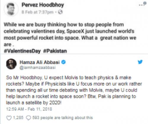 Actor Hamza Ali Abbasi Views On Valentines Day Ignites Social Media War