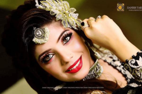 Latest Wedding Photoshoot Of Fabiha Sherazi