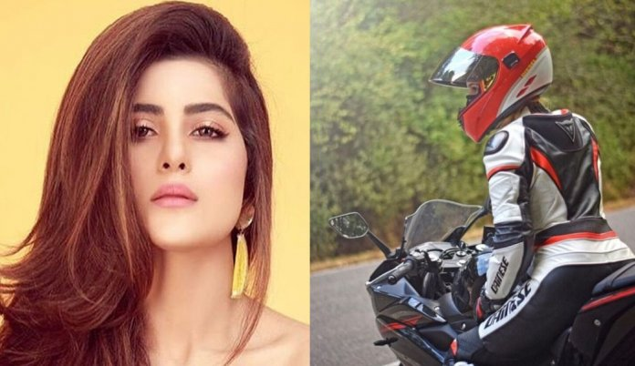 Motorcycle Girl Is Here And It's Set To Break Women Sterotypes