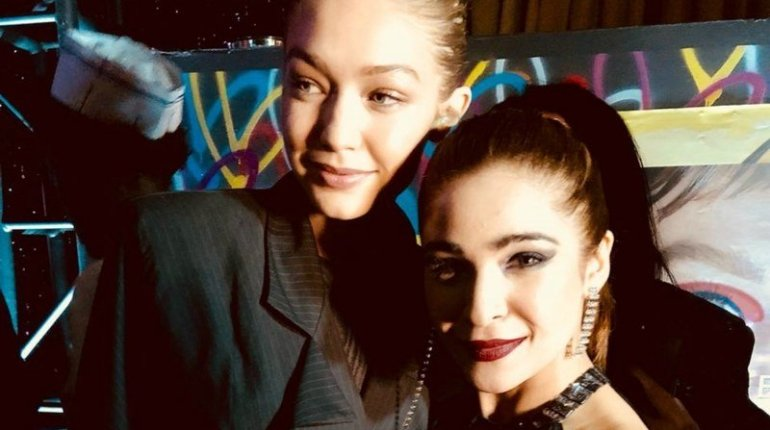 Ayesha Omer Picture With Gigi Hadid Goes Viral