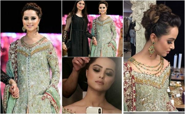 Gorgeous Nimra Khan at Scotland Pakistan Fashion Week, Gorgeous Nimra Khan at Scotland, latest shoot of Gorgeous Nimra Khan at Scotland