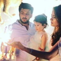 Model Alyzeh Gabol Celebrated Daughter's Birthday With Her Ex-Husband