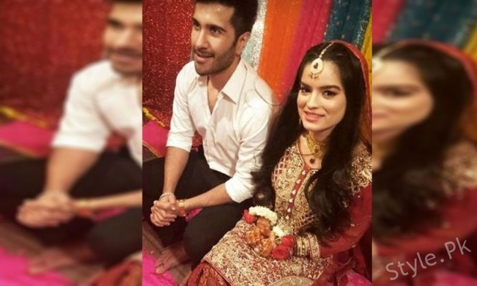 Snaps Of Feroze Khan's Chothi Rasam Are Going Viral On Social Media