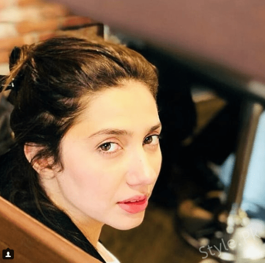 Mahira Khan In Lahore For Promotion Of Her Upcoming Movie