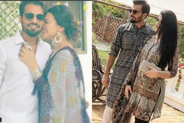 See Zara Noor Abbas and Asad Siddiqui Give us Major Couple Goals