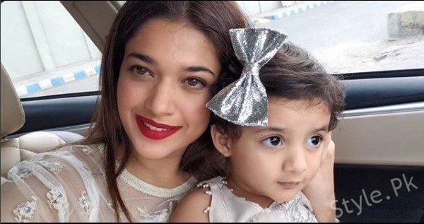 See Sanam Jung Shares a Beautiful Picture With Her Daughter