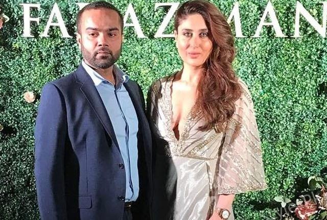 Pakistani Designer Faraz Manan Talks About His Bond With Kareena Kapoor Style Pk