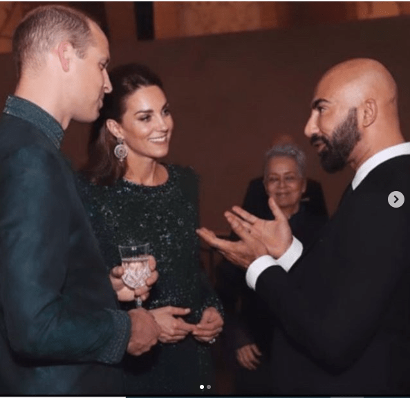 Photo of HSY attended Prince Charles and Diana's wedding – Style.Pk