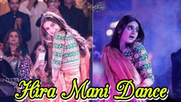 Hira Mani And Yasir Hussain