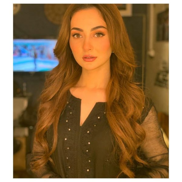 recent pictures of Hania Amir have everyone trolling Hania Amir for whatever it is she has done to her lips.